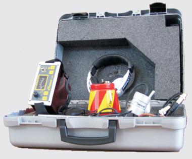 Metal detector per usi speciali