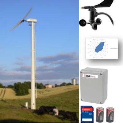 Strumento per il monitoraggio eolico