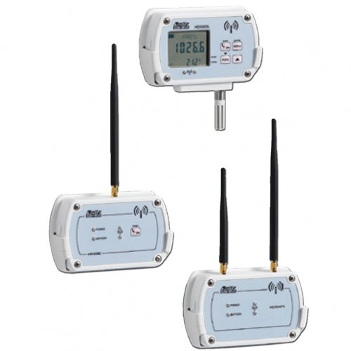 immagine SISTEMA DI DATALOGGER WIRELESS DELTA OHM