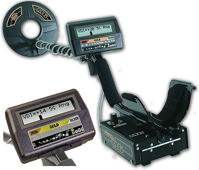 immagine METALDETECTOR PROFESSIONALE GT-MATRIX