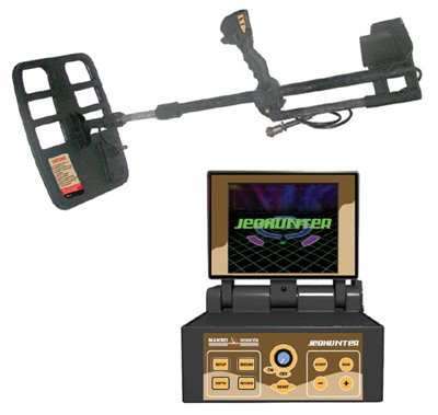 immagine METALDETECTOR JEOHUNTER BASIC